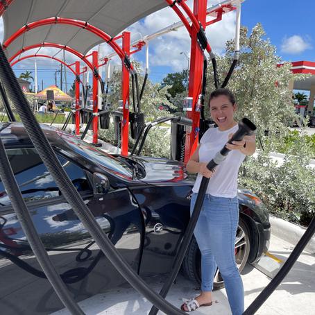 Clean Machine: The Newest Car Wash in Miami