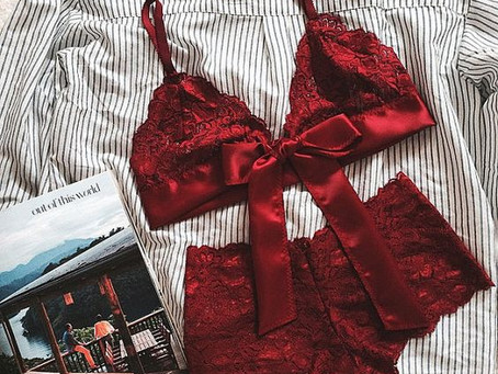 Everything Red, Hot and Ready to Wear