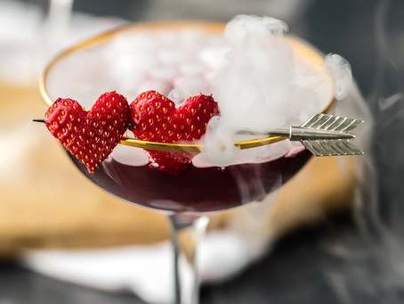 Valentine's Recipes for a Steamy Night In