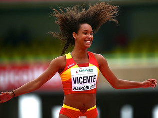 NAIROBI 2017 (championnats du Monde cadets) : Incroyable Maria VICENTE (ESP) en OR à l'heptathlon !