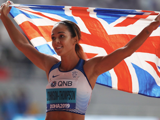 DOHA 2019 : K. JOHNSON-THOMPSON (GBR) championne du monde avec 6 981 points !