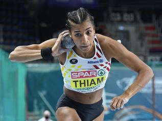 Championnats d'Europe 2021 (3/5) : Nafissatou THIAM (BEL) l'emporte avec 15,16 m !