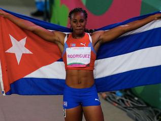 JEUX PANAMERICAINS 2019 : Adriana RODRIGUEZ FUENTES (CUB) surprenante vainqueure avec 6 113 points.