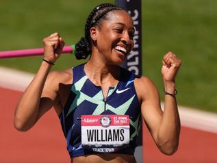 Kendell WILLIAMS (USA) remporte le World Athletics Challenge des épreuves combinées 2021.