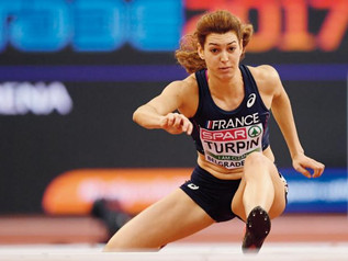 Esther TURPIN, championne de France de l'heptathlon !