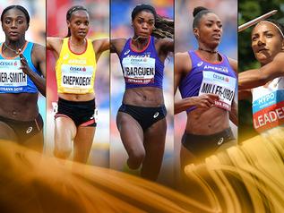 Nafissatou THIAM (BEL) de nouveau athlète féminine IAAF de l'année ?