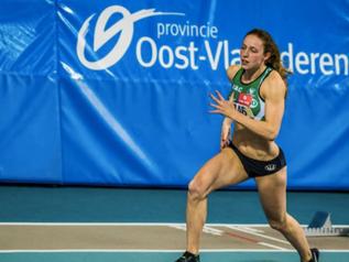 Noor VIDTS championne de Belgique avec ... 4 629 points !