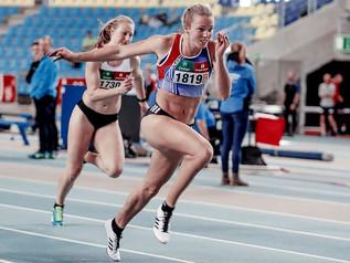 Hanne MAUDENS (BEL) réalise 4 569 points aux championnats de Belgique !