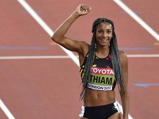 LONDRES 2017 - 800 m (7/7) : Nafissatou THIAM offre à la Belgique son premier titre mondial