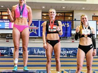 USATF 2020 : Annie KUNZ (USA) titrée avec 4 610 points !