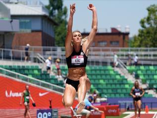 US Olympics Trials : Annie KUNZ pulvérise son record avec 6 703 points !