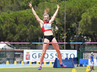 GROSSETO 2017 (Championnats d'Europe juniors): RUCKSTUHL (SUI) en tête à l'issue de la 1ère journée