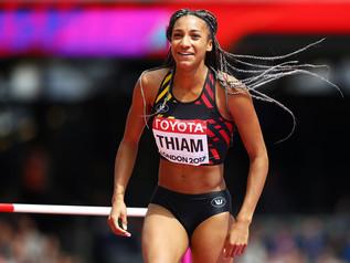 Nafissatou THIAM (BEL) élue athlète féminine 2017 par l'IAAF !
