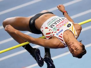 Championnats d'Europe 2021 (2/5) : Les belges aux avant-postes après la hauteur.