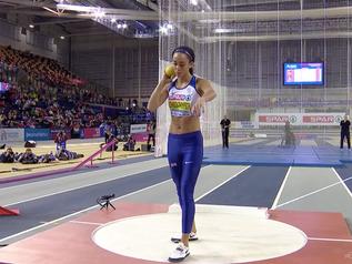Championnats d'Europe 2019 (3/5) : Record au poids pour K. JOHNSON-THOMPSON (GBR) !