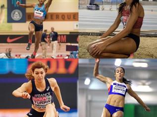 Ce qu'il faut retenir des championnats nationaux qui ont eu lieu ce week-end ...