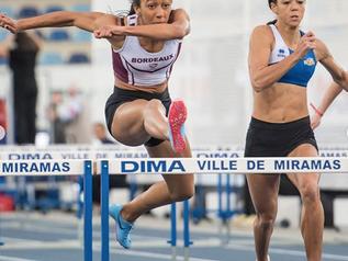 Meilleure performance mondiale de l'année pour Solène NDAMA, championne de France avec 4 672 poi