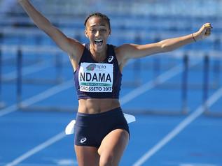 Solène NDAMA, championne de France espoirs du pentathlon avec 4 377 points !