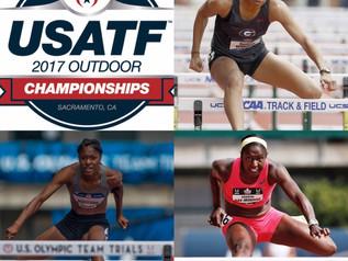 USATF2017 : 3 prétendantes pour le titre national.
