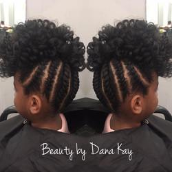 curly pomp