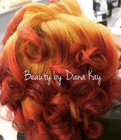 firey color