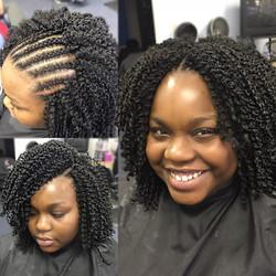 Crochet Braids w/ Freetress Hair