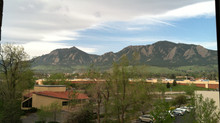 Pleasantly Surprised by Boulder