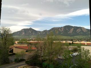 Pleasantly Surprised by Boulder
