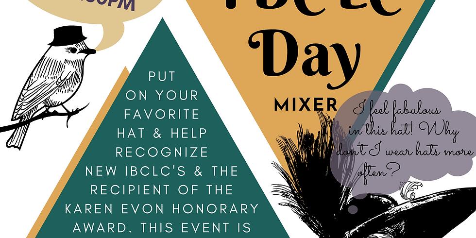 Virtual IBCLC Day Mixer