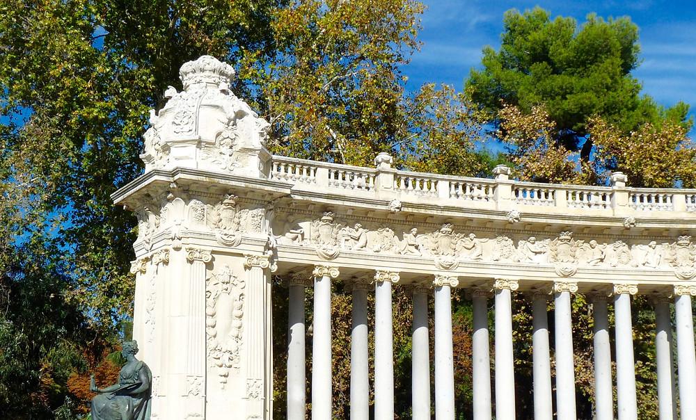 Monument to King Alfonso XII, Retiro Park