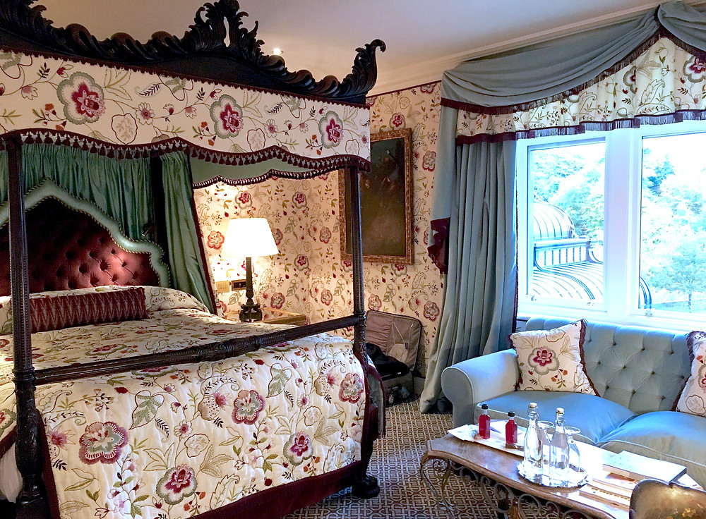 Deluxe Lakeview Room at Ashford Castle
