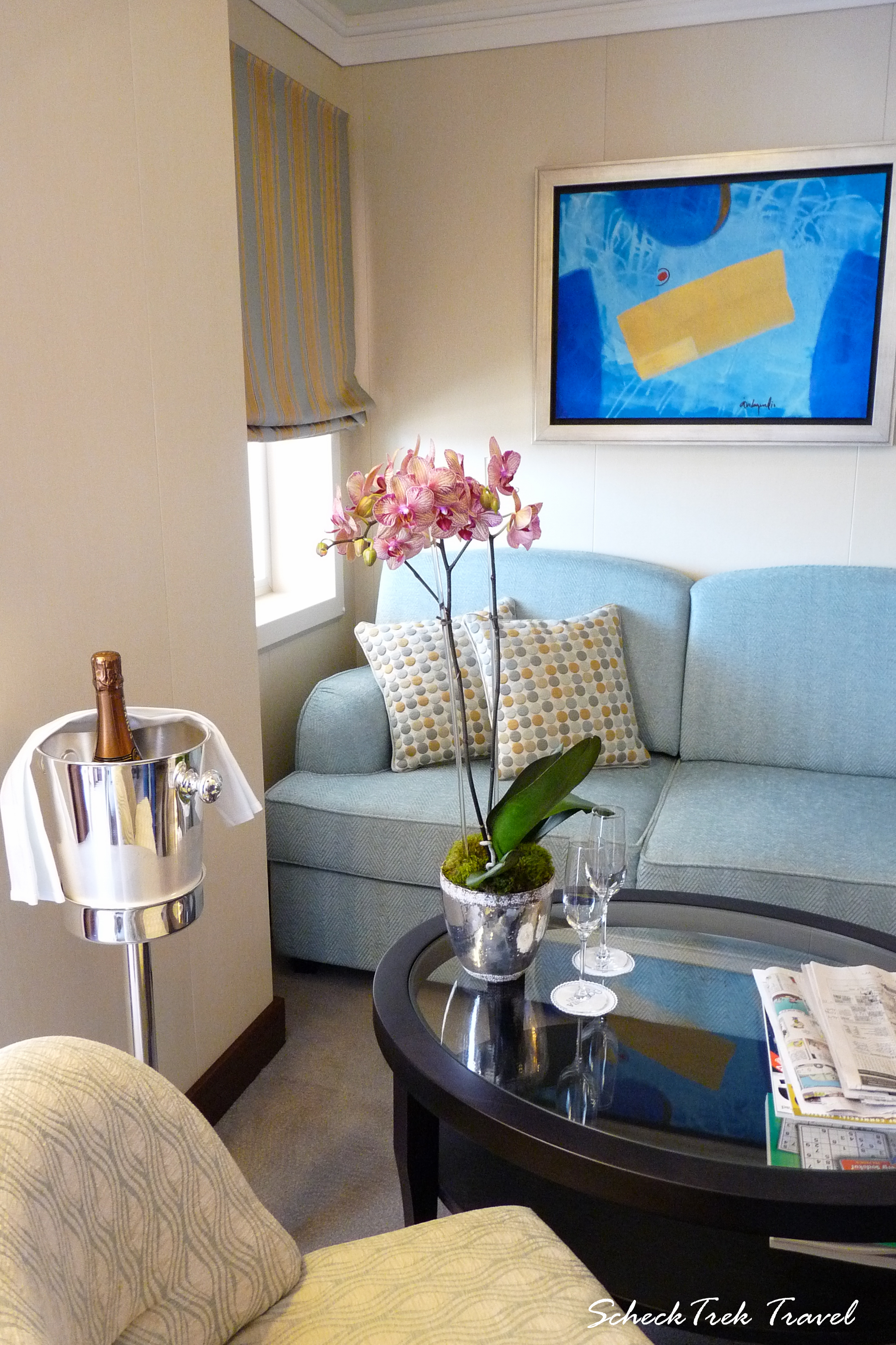 Marina Penthouse Suite