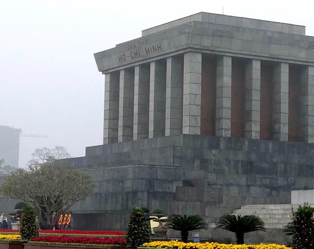 Mausoleum of Ho Chi Minh, Hanoi