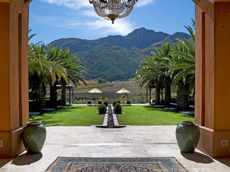 ScheckTrek Pick for the Winelands of South Africa: La Residence (Part 2)