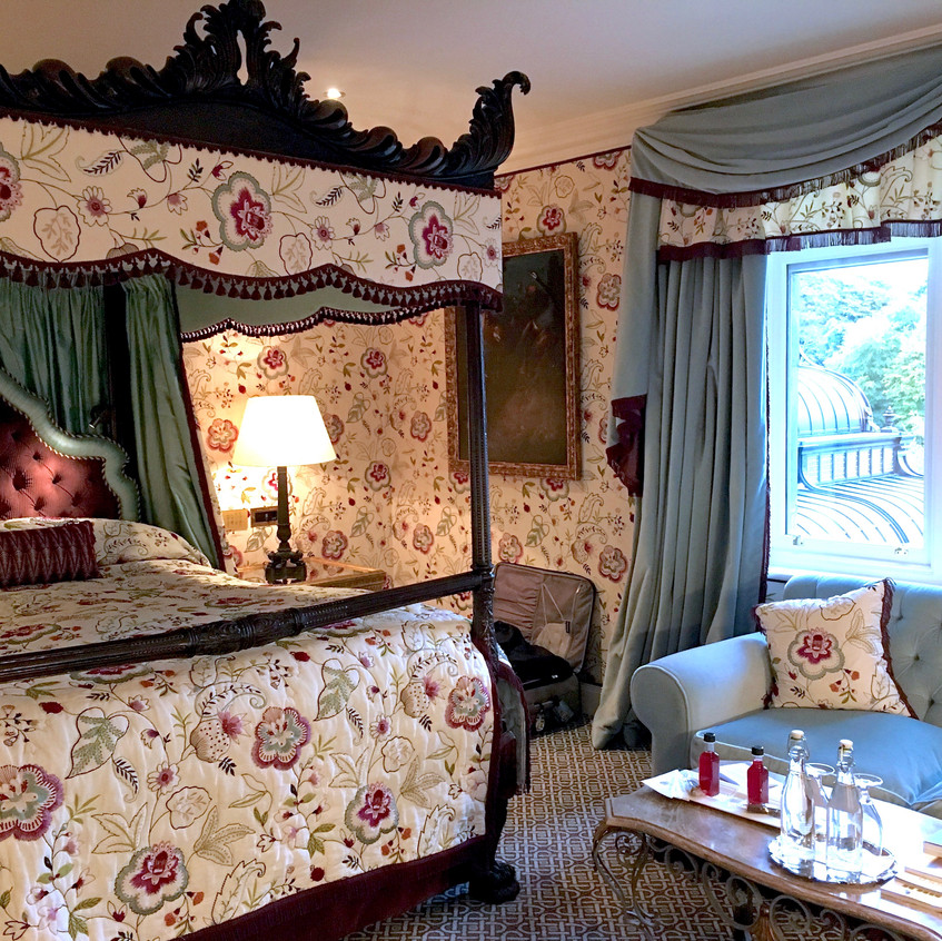 Our Room at Ashford Castle