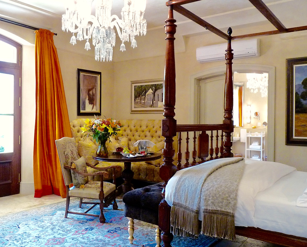 Honeysuckle Suite, La Residence