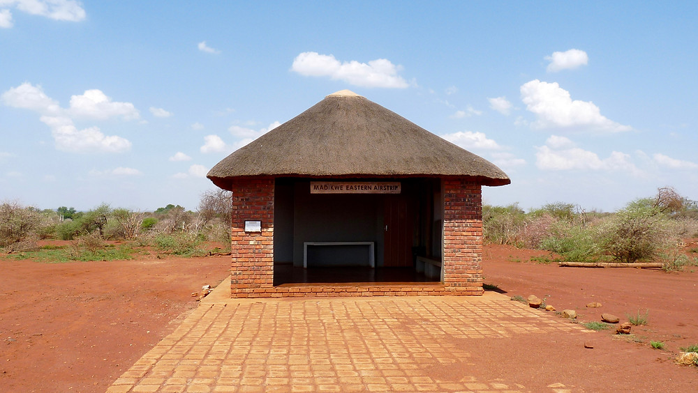 #Madikwe Eastern Airstrip