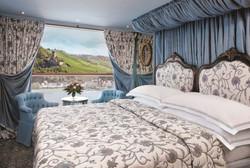 Suite on Uniworld's S.S. Antoinette
