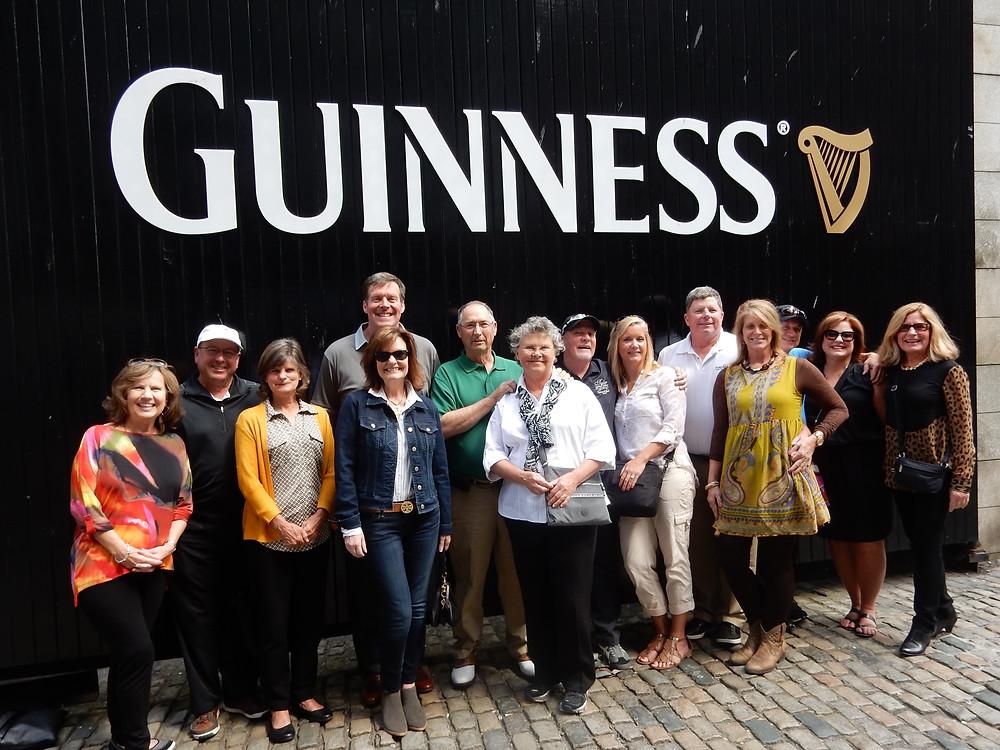 UT Tyler group toured Ireland in 2015
