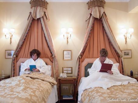 Puttin' On The Ritz: Ritz Madrid