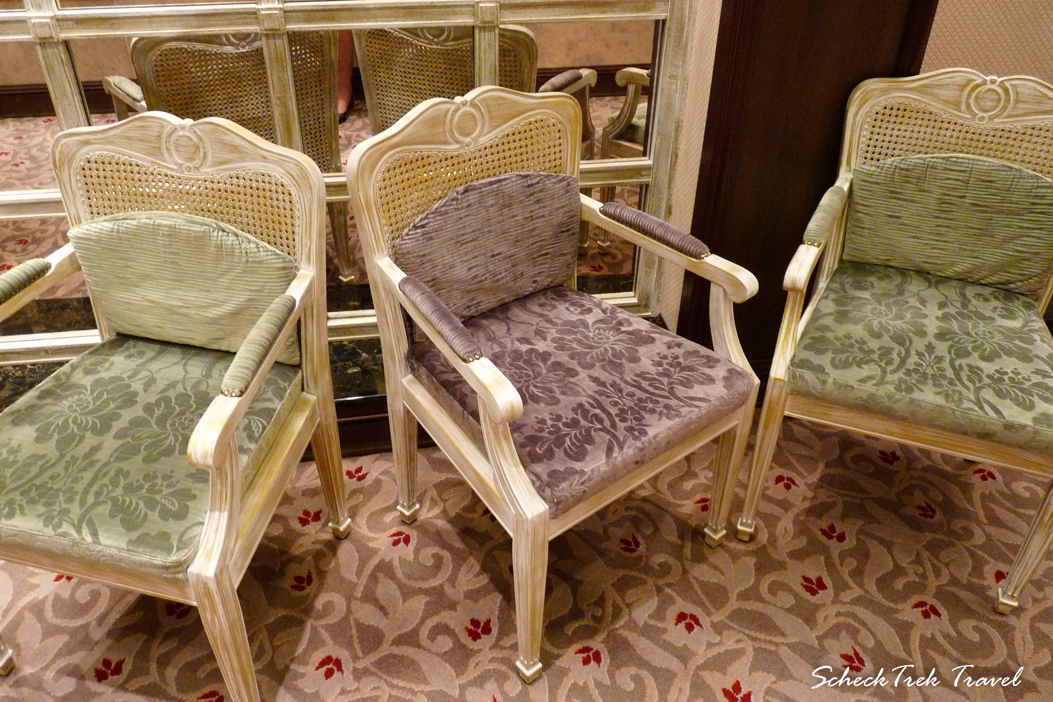 Chairs at Jacques