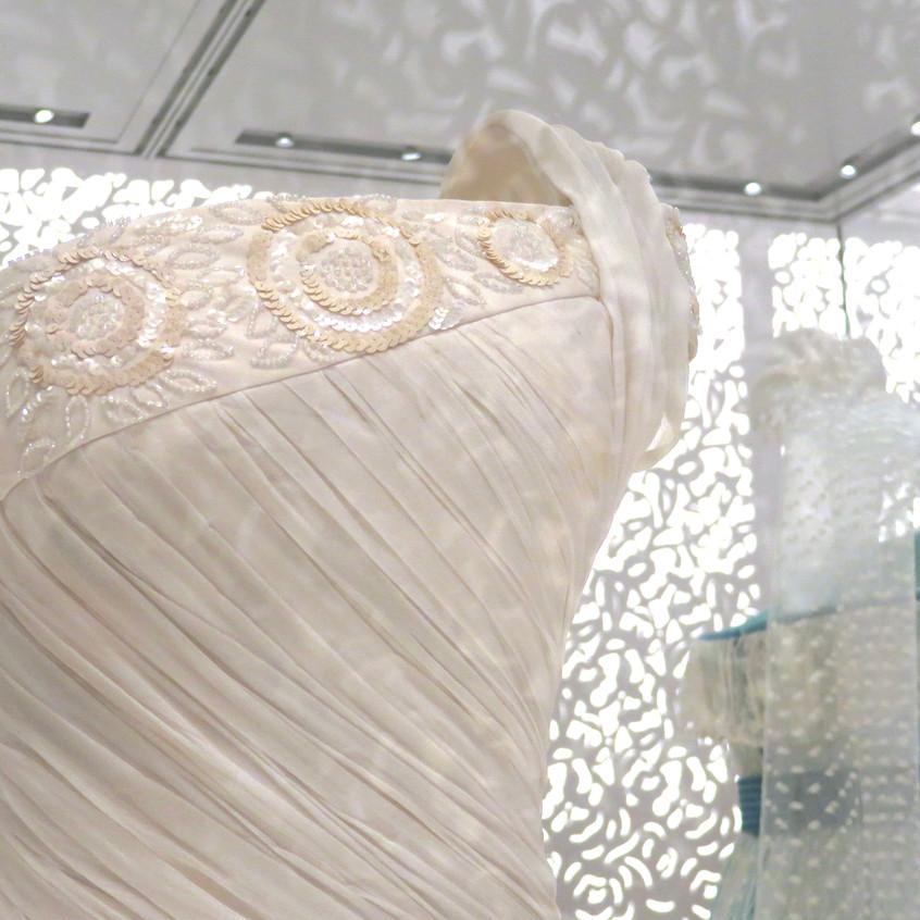 Princess Diana Exhibit at Kensington