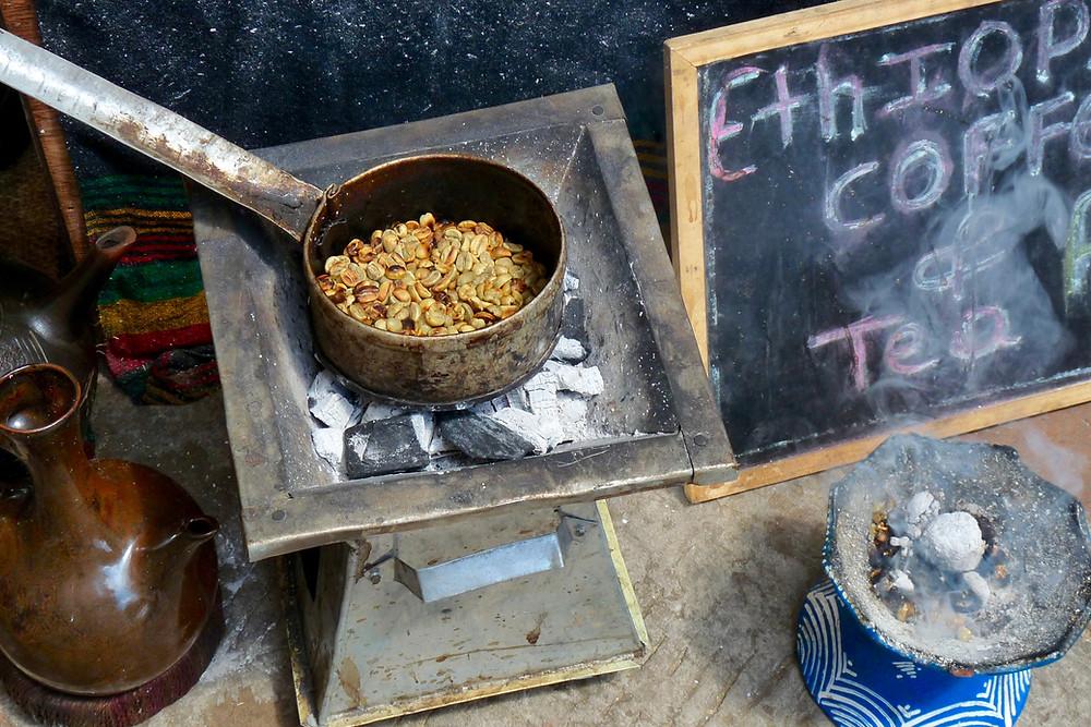 Maboneng food market in Johannesburg