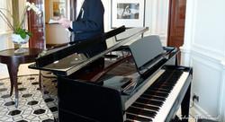 Player Baby Grand Piano