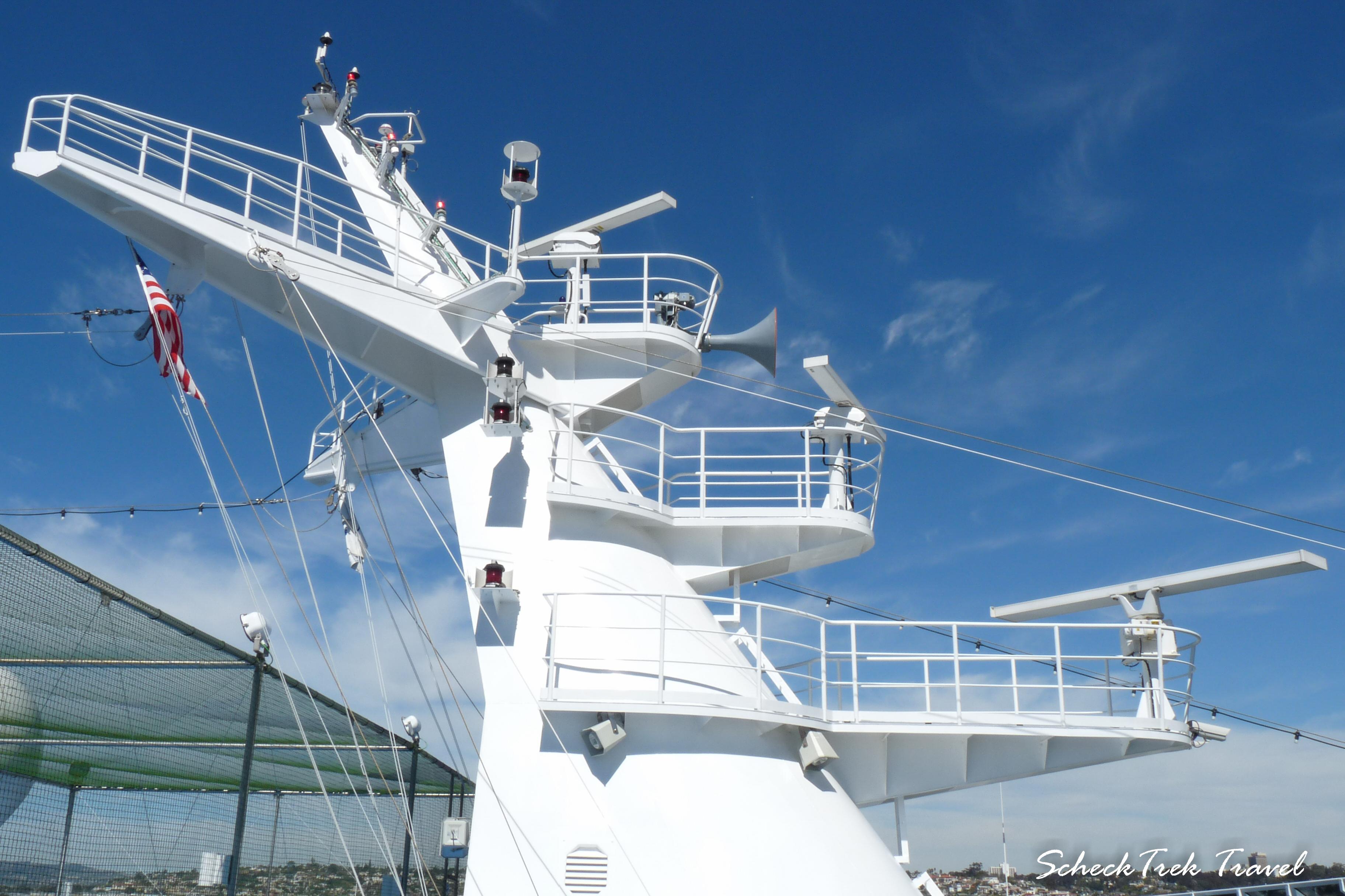 Oceania's Marina