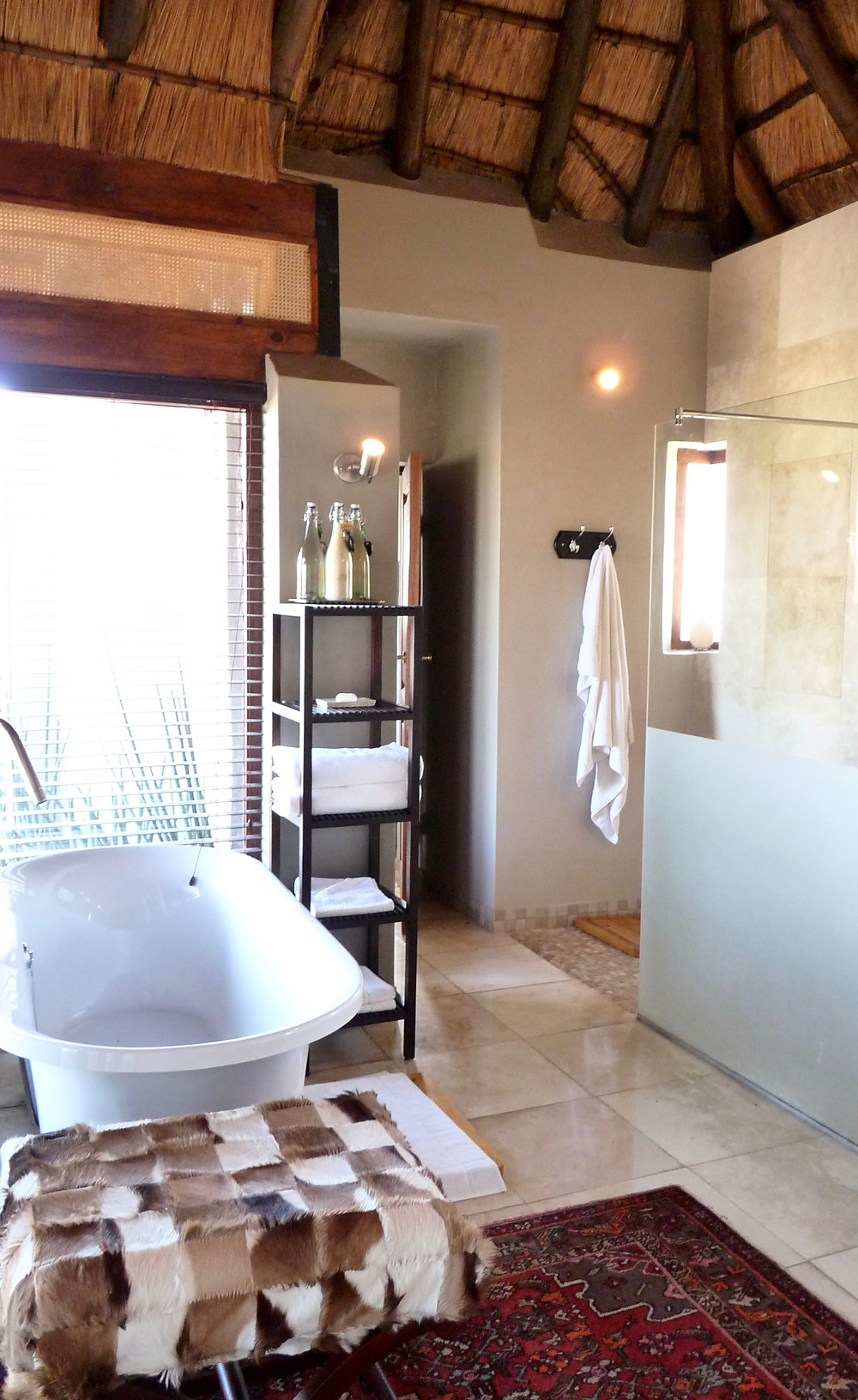Bathroom at #JamalaMadikwe