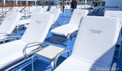 Marina's deck chairs