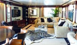 Living Room in Owner's Suite