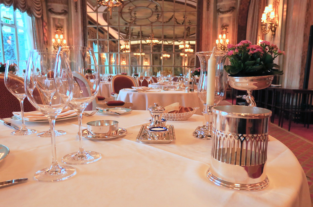 The Ritz London Dining Room