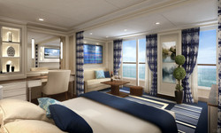 Regent Explorer Concierge Suite